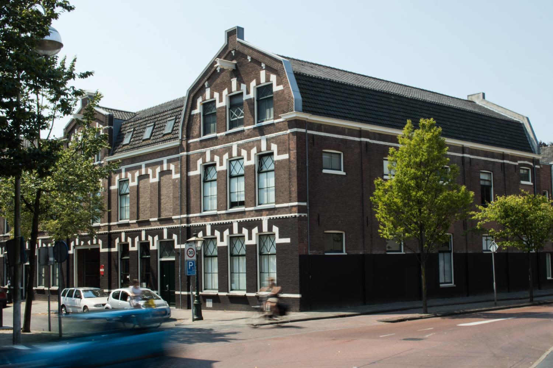 Studio Amy Guijt aan de Middelstegracht in Leiden in de oude Conservenfabriek Tieleman & Dros